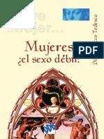 200_Mujeres El Sexo Dbil