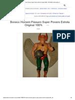 Boneco Homem Pássaro Super Powers Estrela Original 100% - R$ 139,00 no MercadoLivre