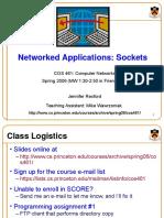 Winsock tutorial – Socket programming in C on windows