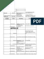 MIHAI TUDOR _Activity Report - A1 Beginner - GR. 77- 11.2013 (2)