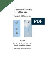 Telecommunications Tower Study