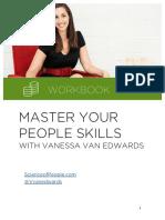 Workbook - Master Your People Skills
