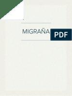 TRATAMIENTO DE MIGRAÑA CON BIOMAGNETISMO