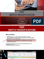modify a bunch of pdfs
