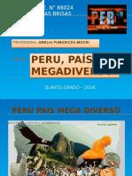 Megadiversidad Peruana