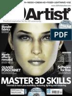 3D Artist - Master 3D Skills Tutorial to Teach You Modling,Texturing,Lightingand Rendering
