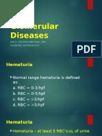 pediatics Glomerular Diseases