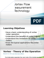Vortex Flow Measurement Technology.pptx