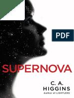 Supernova - 50 Page Friday
