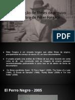 Apresentação - Peter Forgács