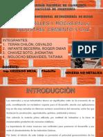 Minerales y Rocas en La Industria