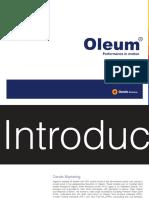 Oleum Lubricant Brochure
