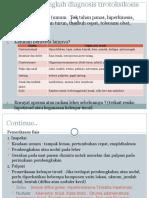 DIAGNOSIS Tiroid