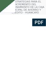 Monografia Original Caja Huancayo