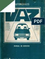 Manual+Vaz 2105