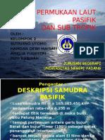 Arus Permukaan Laut Pasifik