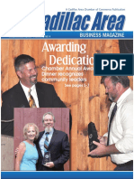 July/August 2016 Cadillac Area Business Magazine
