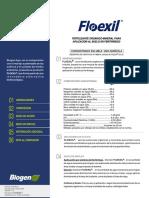 FLOEXIL - Fícha Técnica
