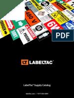 LabelTac Catalog