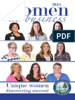July/August Women in Business Insert