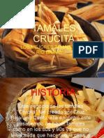 Tamales Crucita