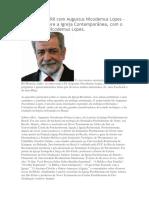 Entrevista Da Rô Com Augustus Nicodemus Lopes