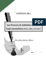 Capitulo III-c - Los Procesos de Soldadura Por Arco Semi-Aut
