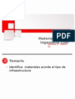 MTA5 Materiales en La Ingeniería Civil