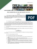 csspsc constitution  1