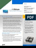 LTO Ultrium Data Sheet