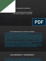 Dolarizacion de Ecuador