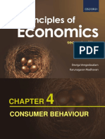 Chapter 4 - Theory of Consumer Behaviour