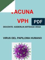 12. Vacuna Vph- Consideraciones de Las Vacuna