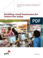 Building Retail Businesses for Tomorrow Today