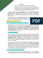 MODIFICACIÓN DEL ESTATUTO SOCIAL AUMENTO Y REDUCCIÓN DEL CAPITAL SOCIAL
