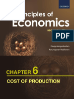 Chapter 6 - Cost of Production
