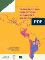 Panorama Regional Sobre Trabajadoras Dom