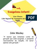 Evangelismo Infantil - escomiw