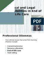 PNR - End of Life Care