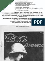 Ica Cameras