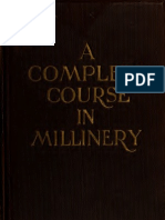 (1919) A Complete Course in Millinery