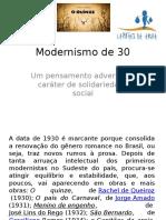 Modernismo de 30.pptx