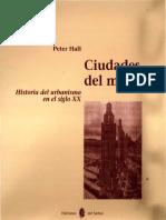 Peter Hall-Ciudades Del Manana