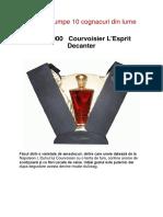 Zece Cognac - Bill