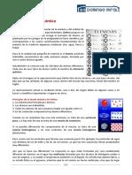 FQ4ESO Tema 1 Enlace Quimico Resumen