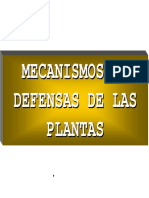 5. Defensa de Las PLantas