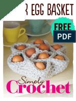 Porta Ovos Crochet
