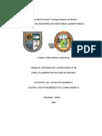 Elaboracion Del Pastel de Higado 2do Informe Bk