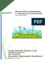 Unidad 1 Desarrollo Sustentable
