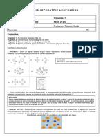 Resolucao Dos Exercicios de Revisao CIL - P1 - 1 Trimestre - 2 Anos 2012